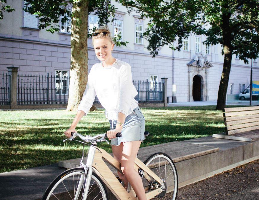 holzrad my esel austria - My Esel Fahrrad