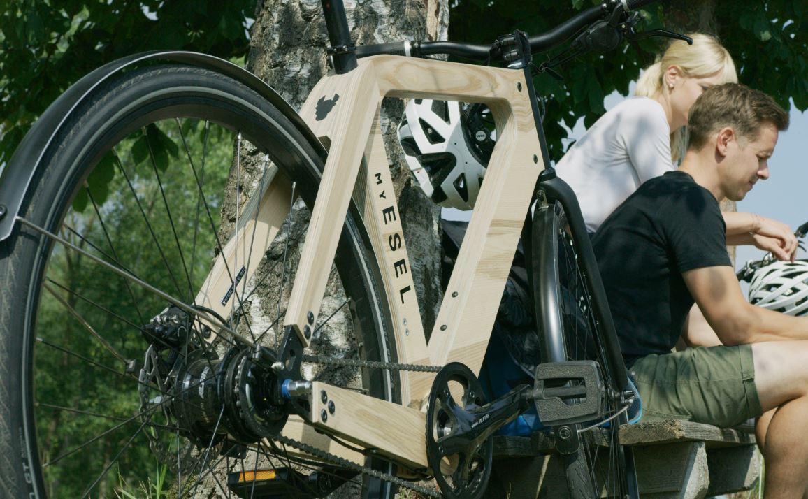 my esel - My Esel Fahrrad