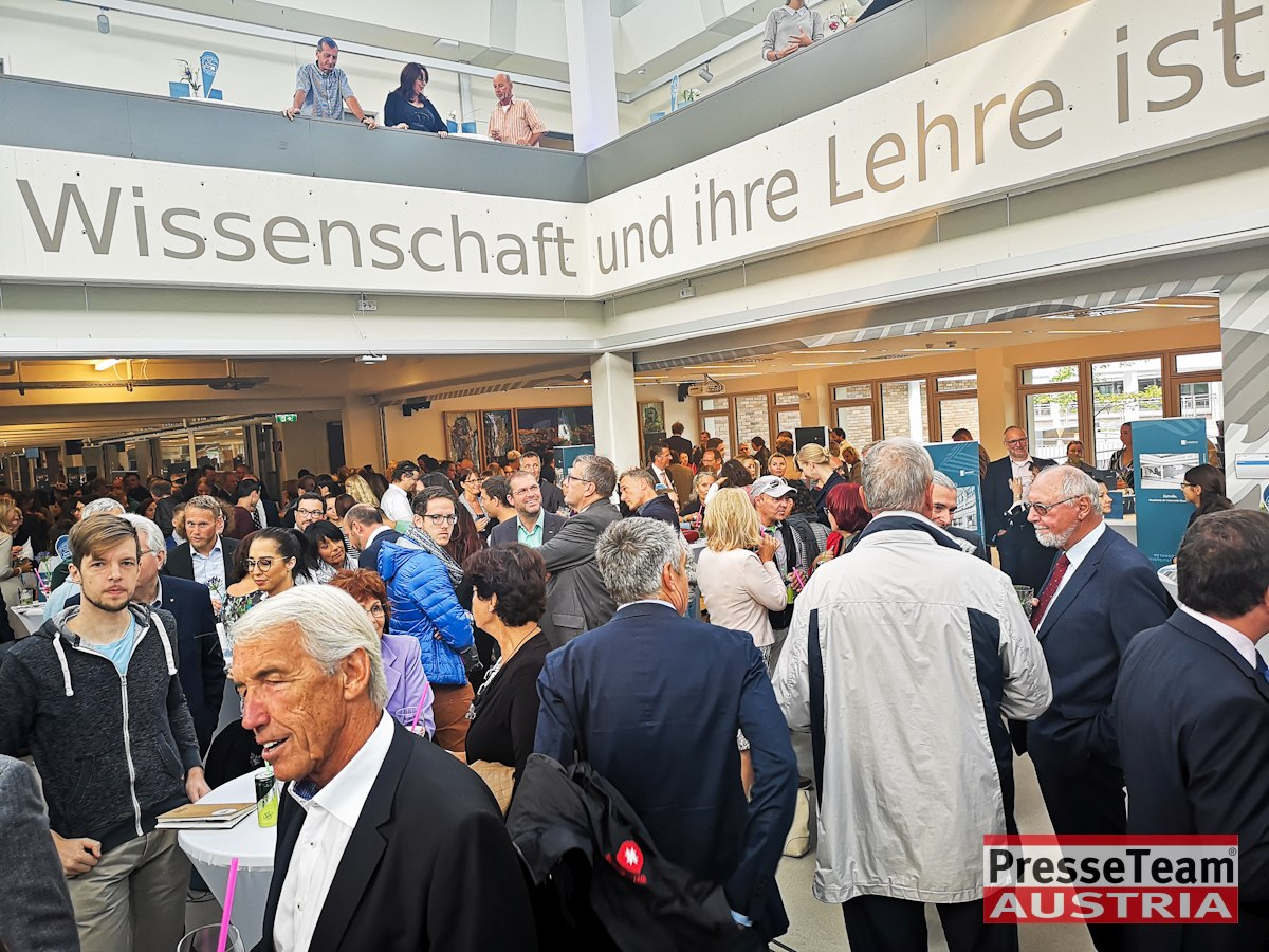 AAU UNI Klagenfurt Alpen Adria Universität 01 - Studienjahr beginnt an frisch sanierter Alpen-Adria-Universität Klagenfurt