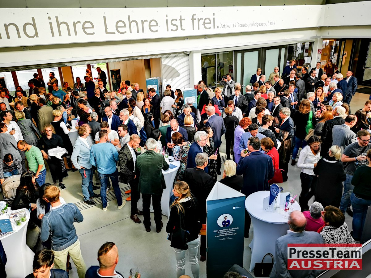 AAU UNI Klagenfurt Alpen Adria Universität 13 - Studienjahr beginnt an frisch sanierter Alpen-Adria-Universität Klagenfurt