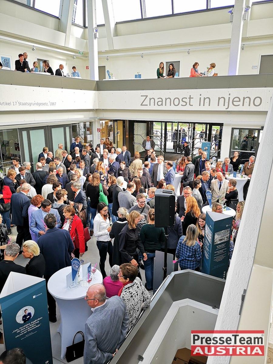 AAU UNI Klagenfurt Alpen Adria Universität 14 - Studienjahr beginnt an frisch sanierter Alpen-Adria-Universität Klagenfurt