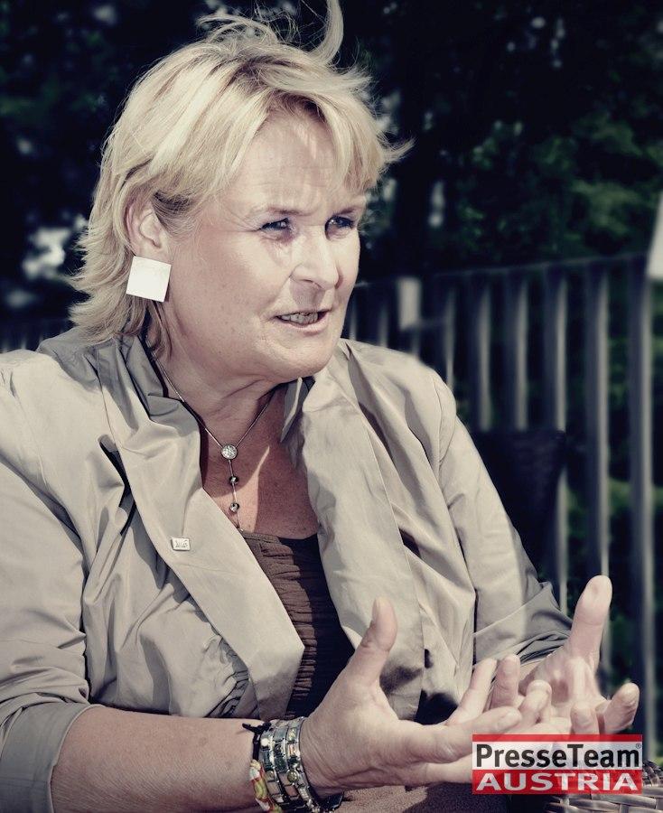 Claudia Haider Interview mit Arno Wiedergut