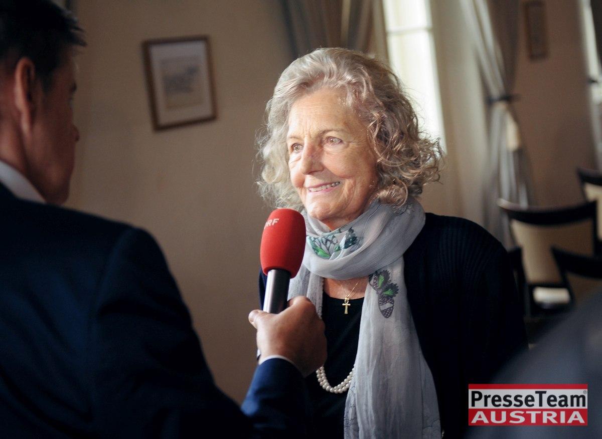 DSC 3474 Angelika Spiehs - Angelika Spiehs Biografie Präsentation im Schloss Loretto