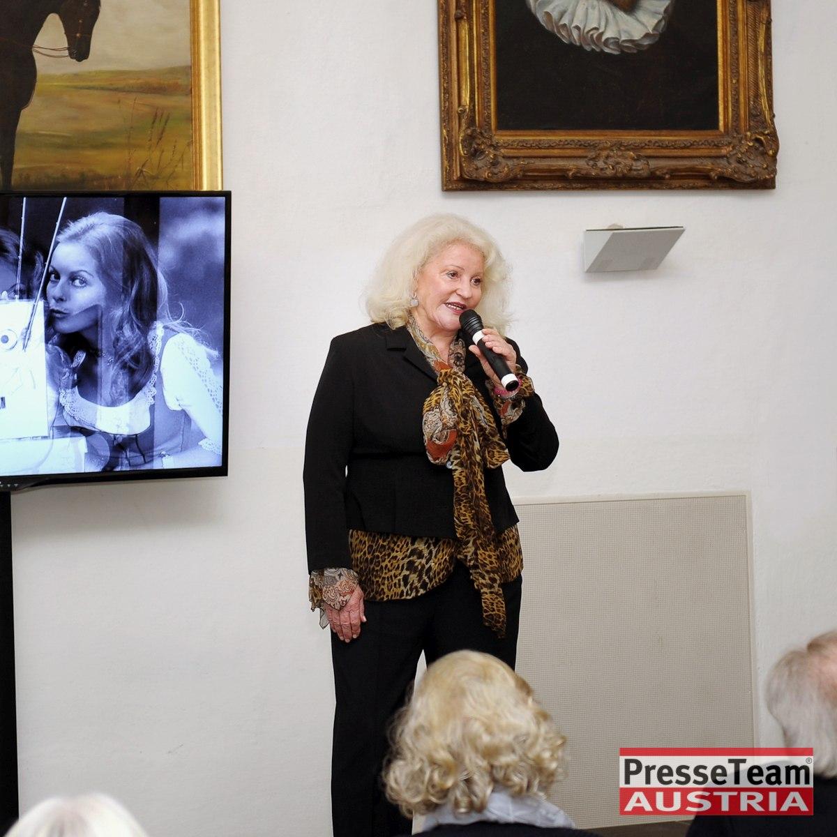 DSC 3534 Angelika Spiehs - Angelika Spiehs Biografie Präsentation im Schloss Loretto