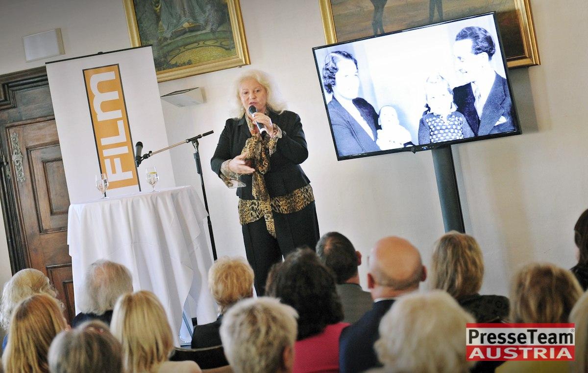 DSC 3623 Angelika Spiehs - Angelika Spiehs Biografie Präsentation im Schloss Loretto