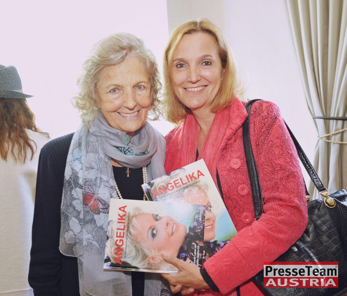 DSC 3659 Angelika Spiehs - Angelika Spiehs Biografie Präsentation im Schloss Loretto