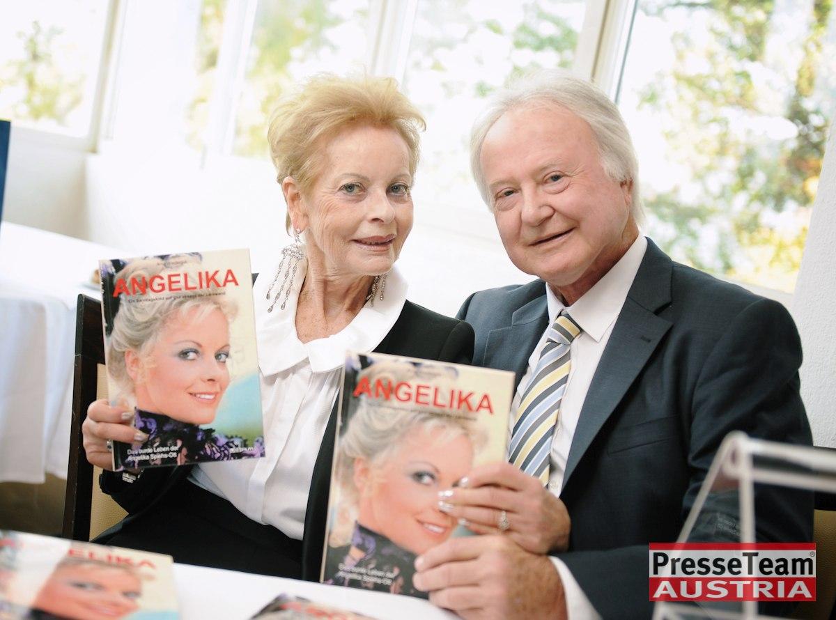 DSC 3693 Angelika Spiehs - Angelika Spiehs Biografie Präsentation im Schloss Loretto