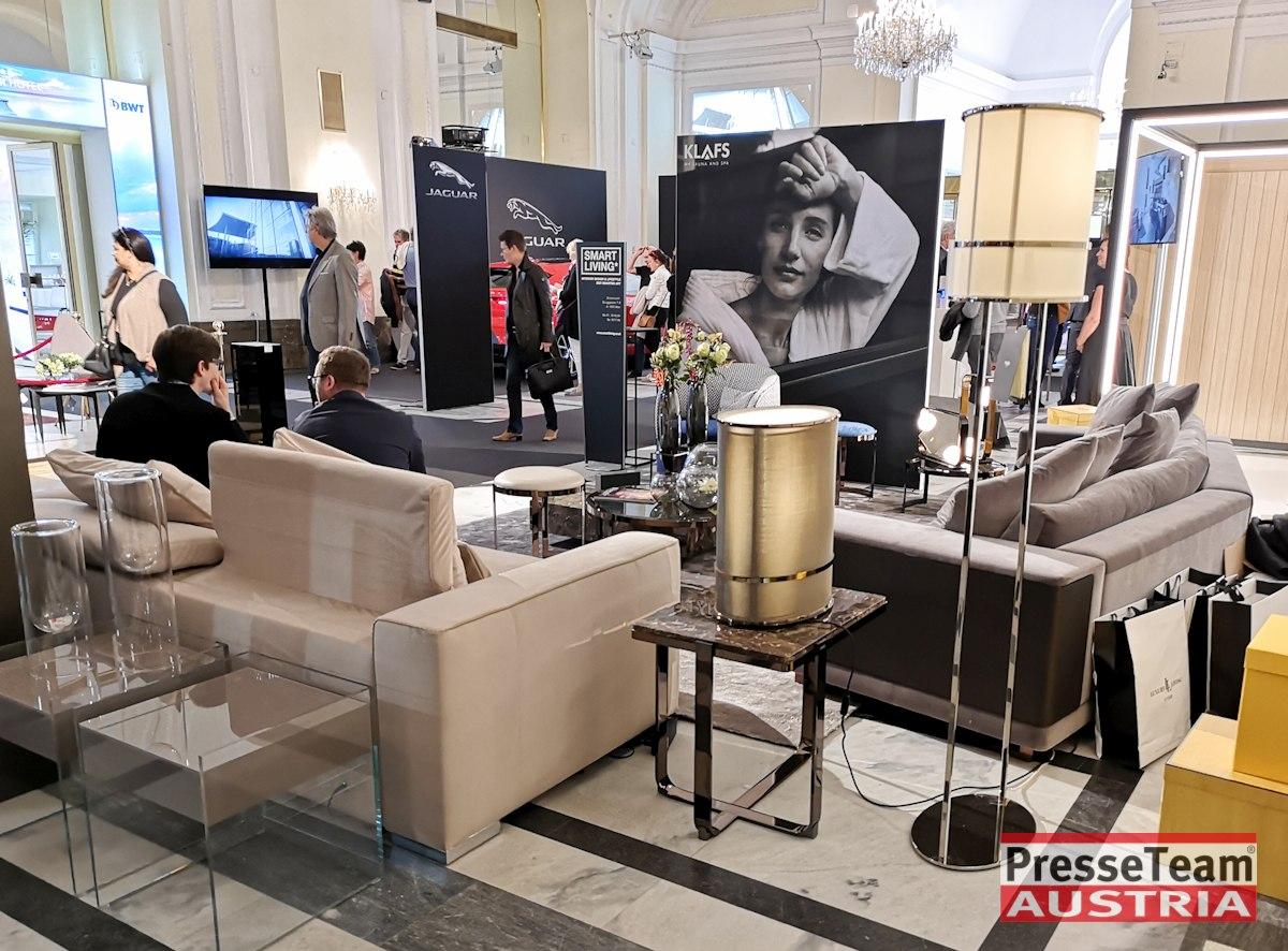 Messe Hofburg Wien 112 - Luxus Möbelmesse & Lifestyle in der Hofburg Wien