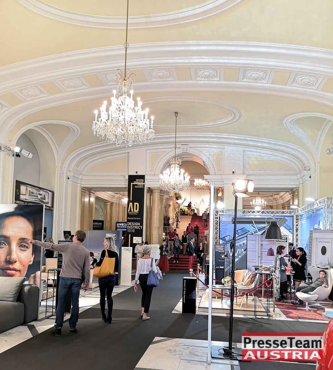 Messe Hofburg Wien 114 - Luxus Möbelmesse & Lifestyle in der Hofburg Wien