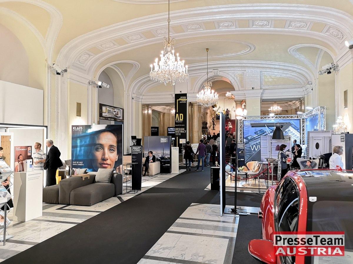 Messe Hofburg Wien 115 - Luxus Möbelmesse & Lifestyle in der Hofburg Wien