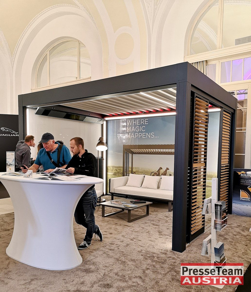 Messe Hofburg Wien 124 - Luxus Möbelmesse & Lifestyle in der Hofburg Wien