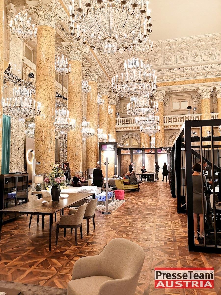 Messe Hofburg Wien 19 - Luxus Möbelmesse & Lifestyle in der Hofburg Wien