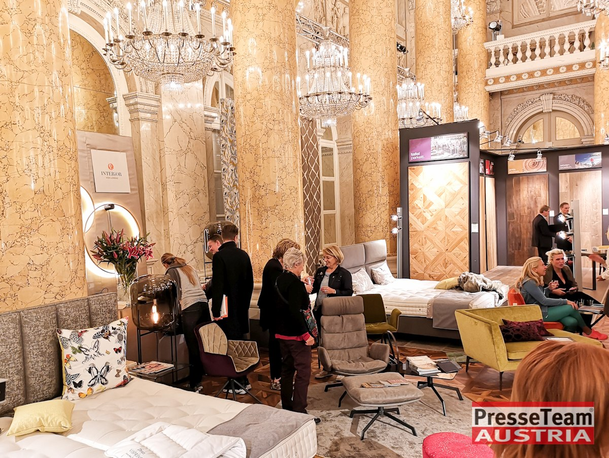 Messe Hofburg Wien 24 - Luxus Möbelmesse & Lifestyle in der Hofburg Wien