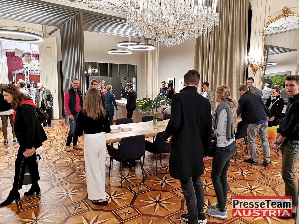 Messe Hofburg Wien 27 - Luxus Möbelmesse & Lifestyle in der Hofburg Wien