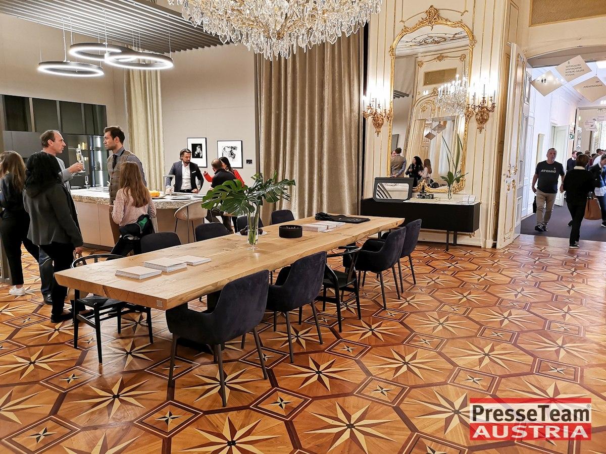 Messe Hofburg Wien 47 - Luxus Möbelmesse & Lifestyle in der Hofburg Wien