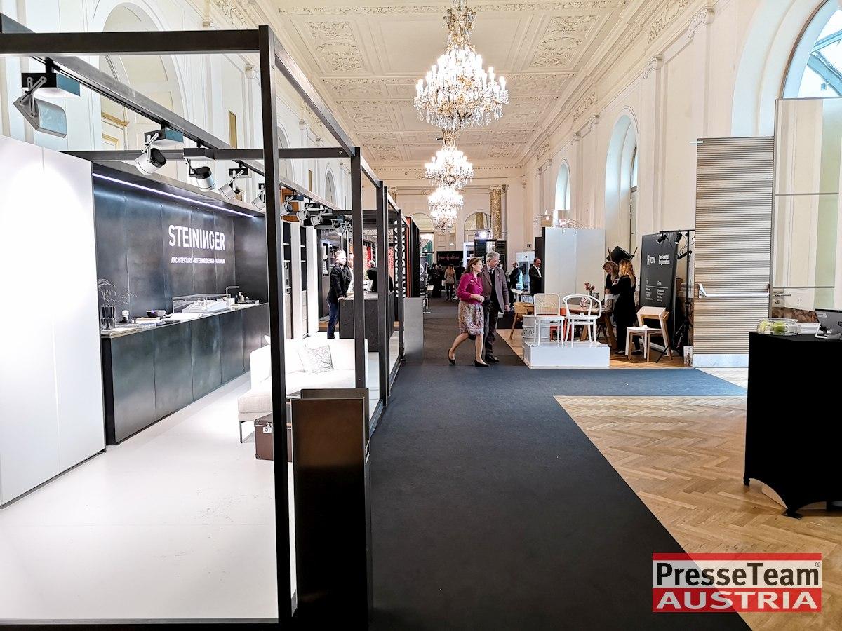 Messe Hofburg Wien 58 - Luxus Möbelmesse & Lifestyle in der Hofburg Wien