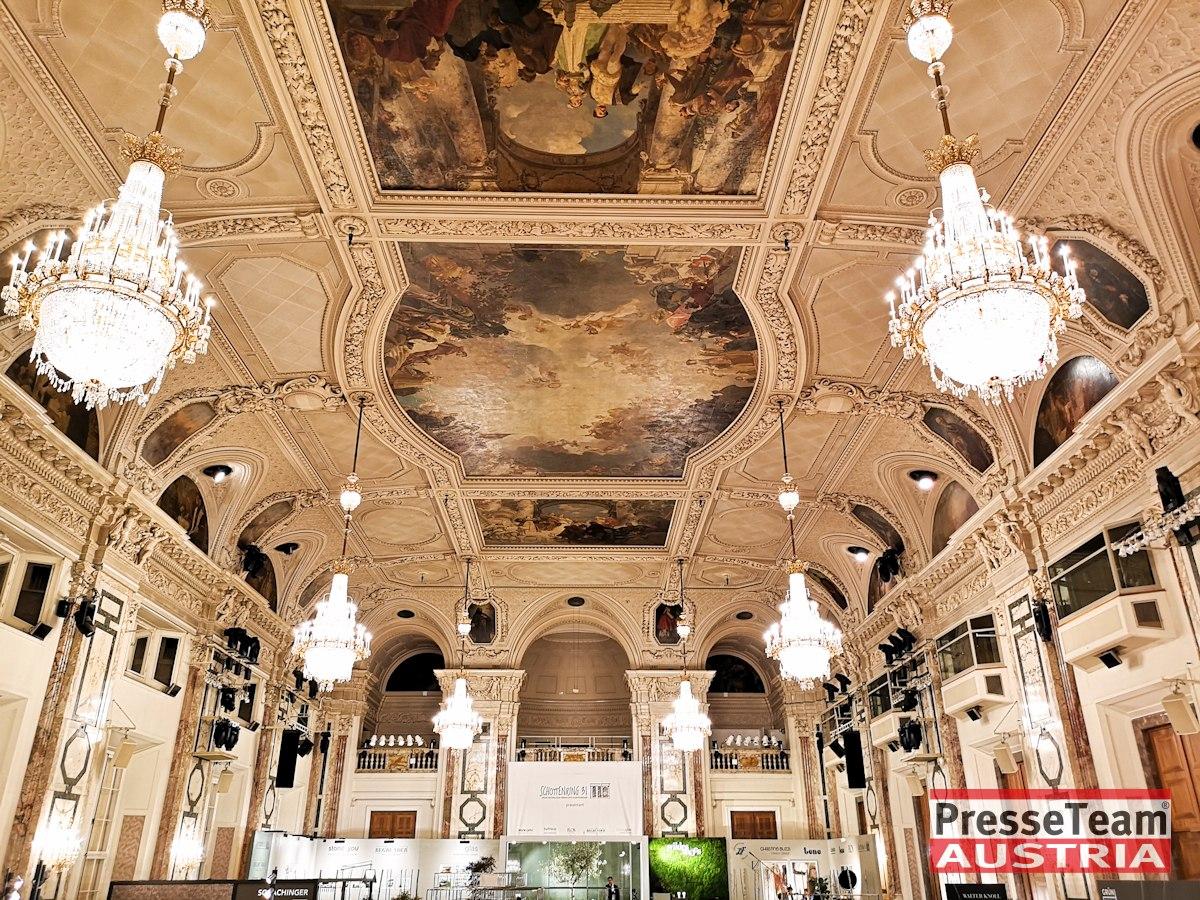 Messe Hofburg Wien 64 - Luxus Möbelmesse & Lifestyle in der Hofburg Wien
