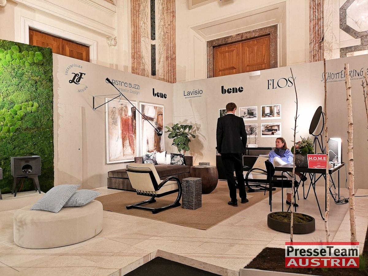 Messe Hofburg Wien 68 - Luxus Möbelmesse & Lifestyle in der Hofburg Wien