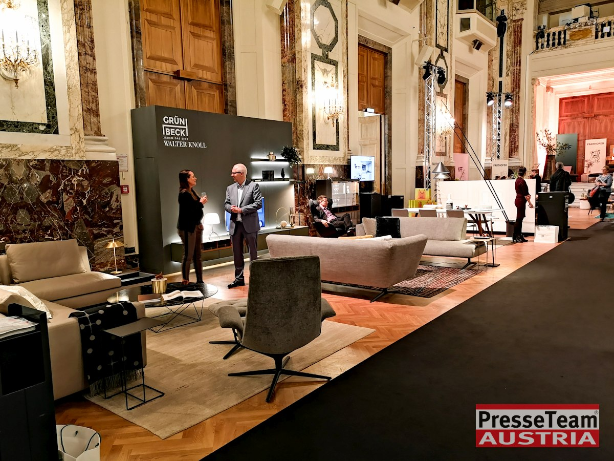 Messe Hofburg Wien 75 - Luxus Möbelmesse & Lifestyle in der Hofburg Wien