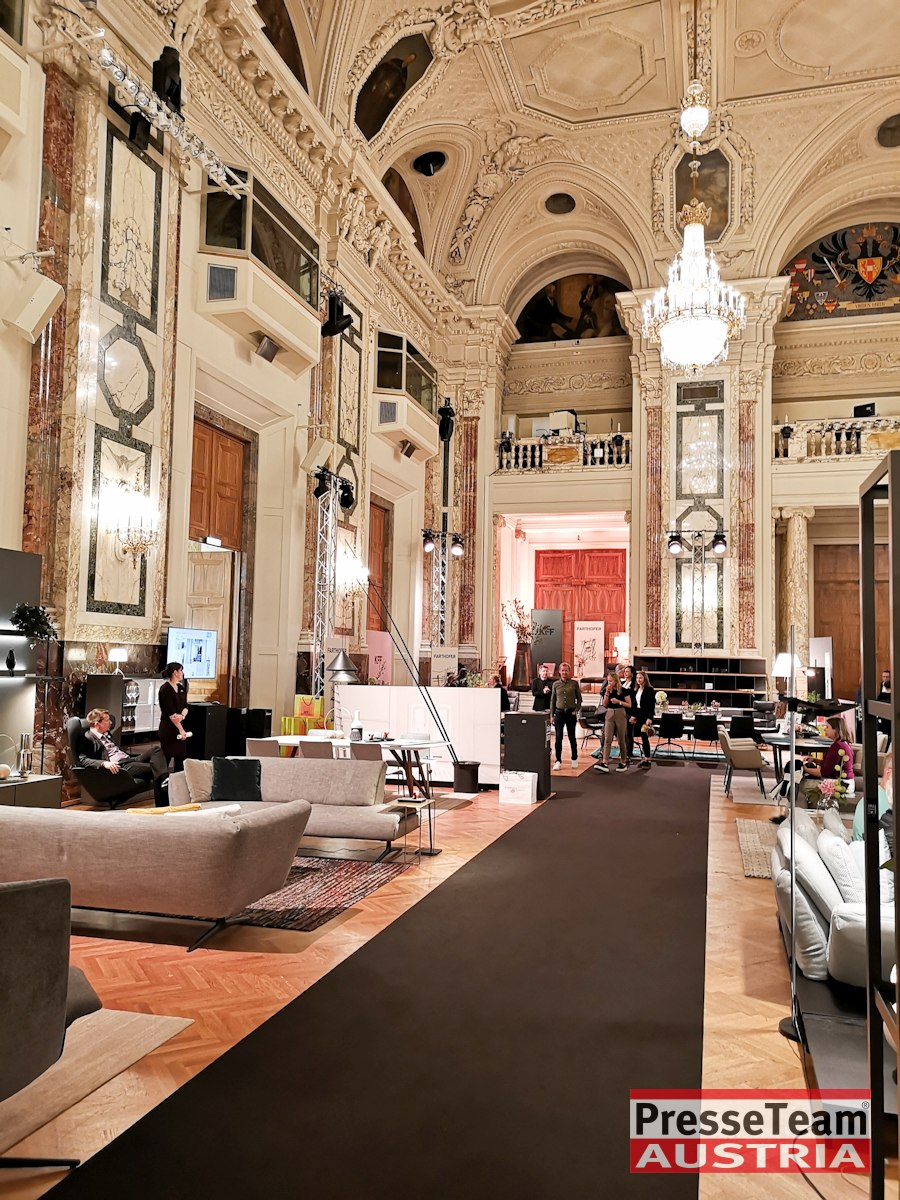 Messe Hofburg Wien 76 - Luxus Möbelmesse & Lifestyle in der Hofburg Wien