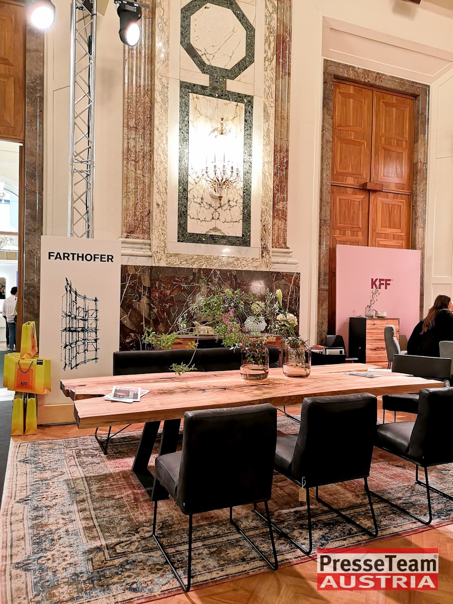 Messe Hofburg Wien 79 - Luxus Möbelmesse & Lifestyle in der Hofburg Wien