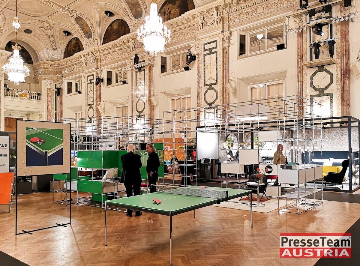 Messe Hofburg Wien 84 - Luxus Möbelmesse & Lifestyle in der Hofburg Wien