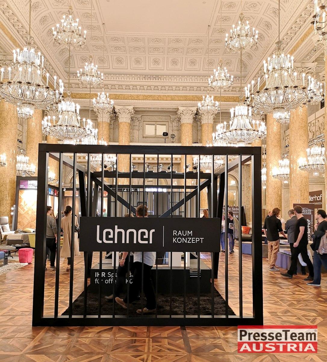 Messe Hofburg Wien 85 - Luxus Möbelmesse & Lifestyle in der Hofburg Wien