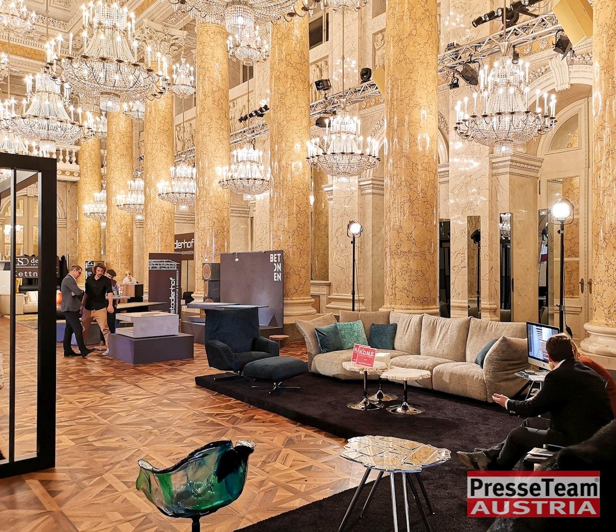 Messe Hofburg Wien 86 - Luxus Möbelmesse & Lifestyle in der Hofburg Wien