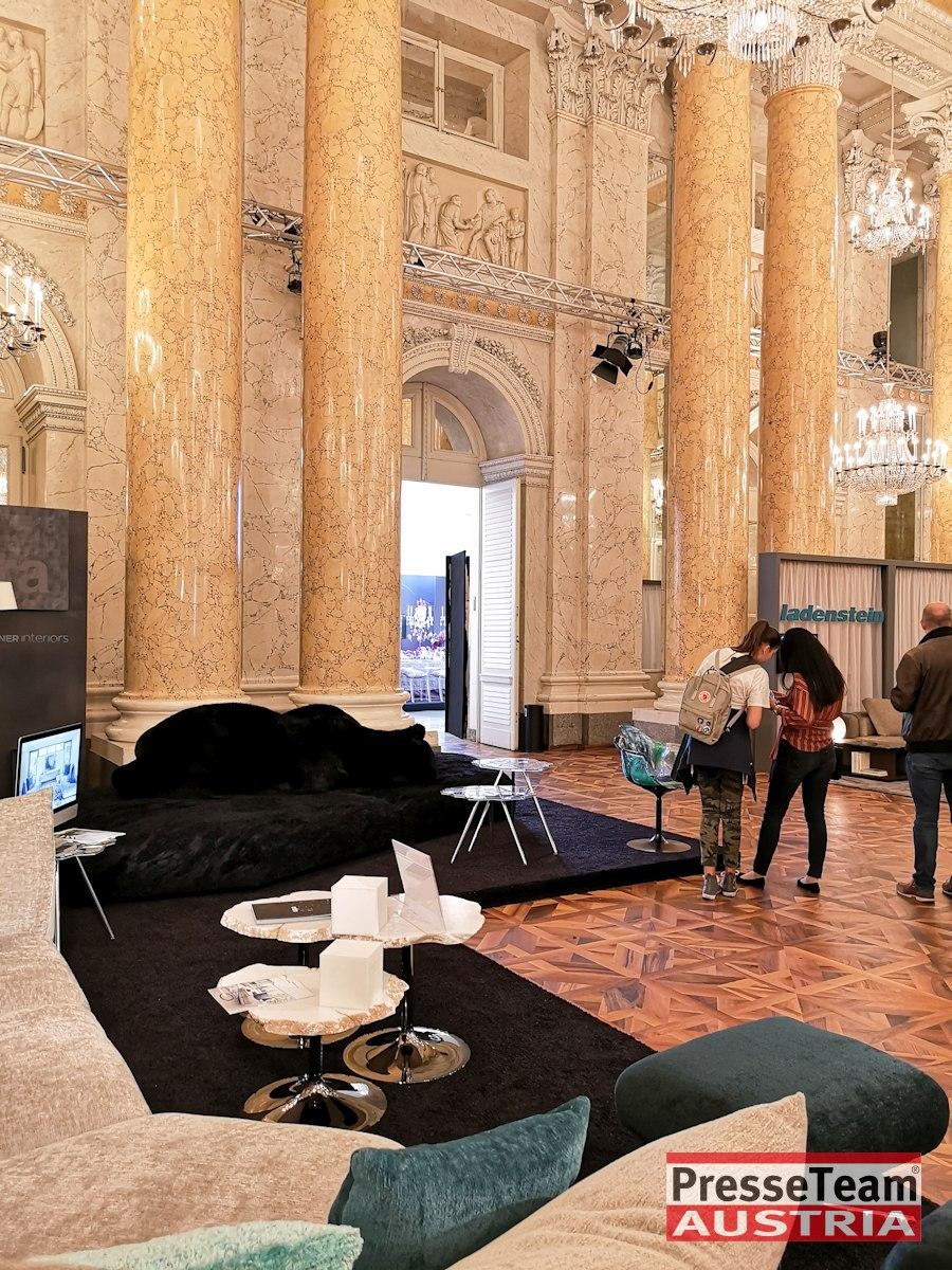Messe Hofburg Wien 92 - Luxus Möbelmesse & Lifestyle in der Hofburg Wien