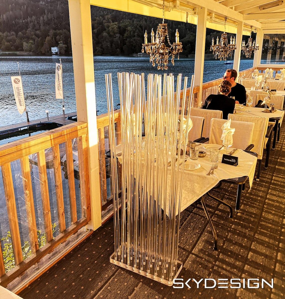 Balkon Sichtschutz Ideen Paravent