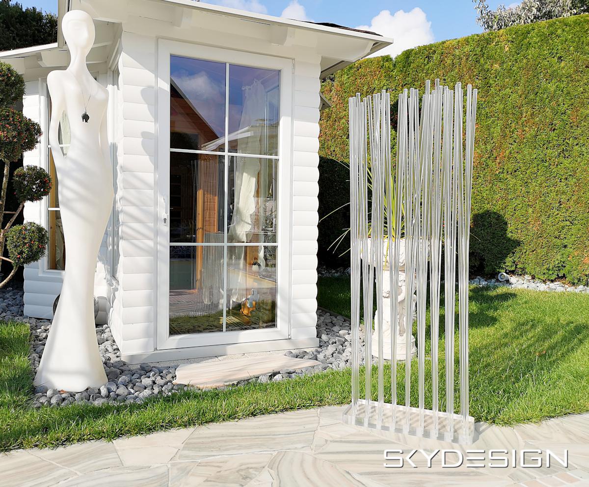 Plexiglas Raumteiler Acrylglas