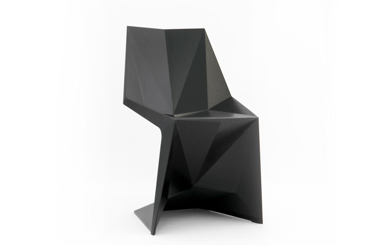 VONDOM VOXEL CHAIR KARIM RASHID 1 Haendler - Graf News Voxel chair | by Karim Rashid