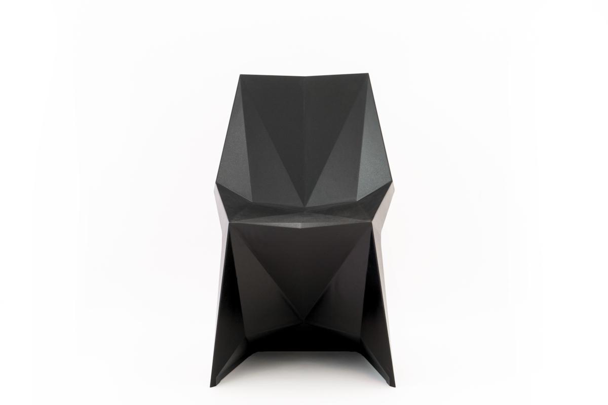 VONDOM VOXEL CHAIR KARIM RASHID 4 Haendler - Graf News Voxel chair | by Karim Rashid