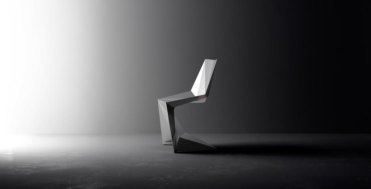 VONDOM VOXEL CHAIR KARIM RASHID 8 Haendler - Graf News Voxel chair | by Karim Rashid