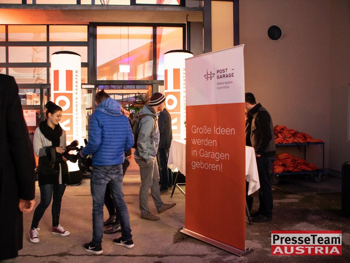 ANA7321 MAKERSPACE Klagenfurt - Eröffnung MAKERSPACE Carinthia