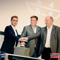 Thomas Moser, Jürgen Mandl, Martin Zandonella
