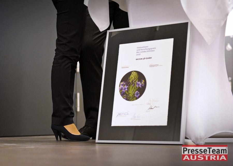 Innovations und Forschungspreis DSC 5652 - Innovations- und Forschungspreis des Landes Kärnten 2018