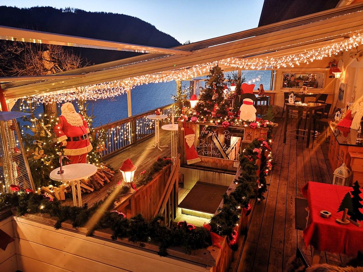 Restaurant Loretto Weihnachtsfeier 12 - Weihnachtsfeier Klagenfurt im Restaurant Maria Loretto