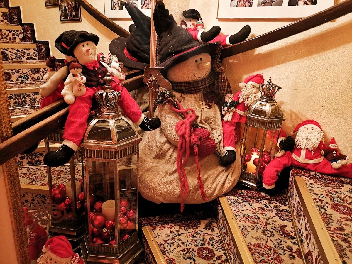 Restaurant Loretto Weihnachtsfeier 15 - Weihnachtsfeier Klagenfurt im Restaurant Maria Loretto