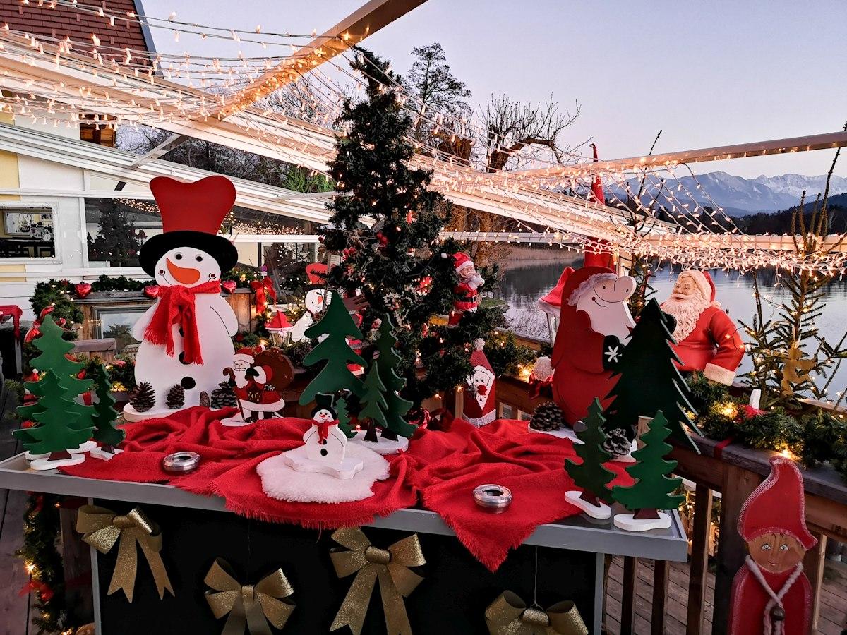 Restaurant Loretto Weihnachtsfeier 2 - Weihnachtsfeier Klagenfurt im Restaurant Maria Loretto