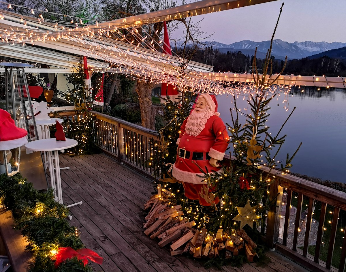 Restaurant Loretto Weihnachtsfeier 3 - Weihnachtsfeier Klagenfurt im Restaurant Maria Loretto