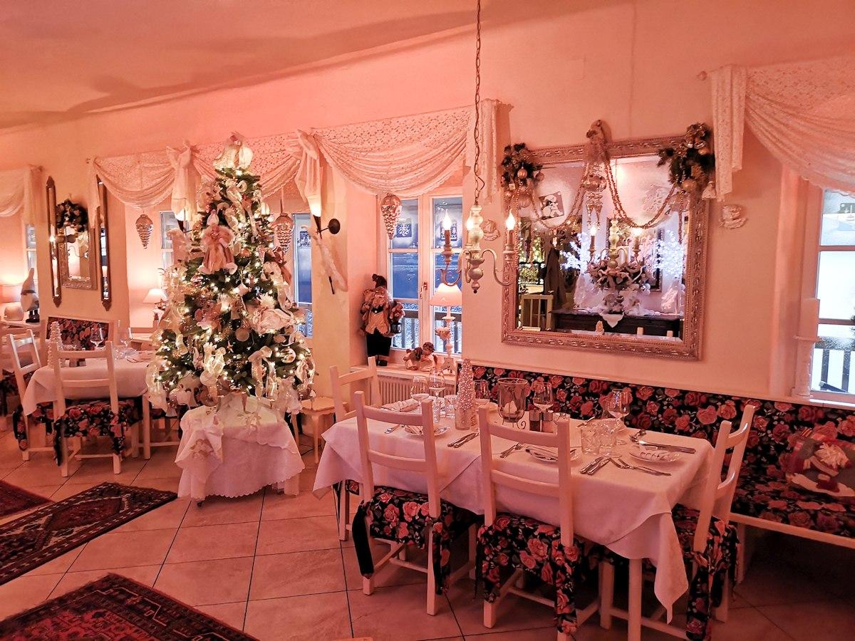 Restaurant Loretto Weihnachtsfeier 4 - Weihnachtsfeier Klagenfurt im Restaurant Maria Loretto