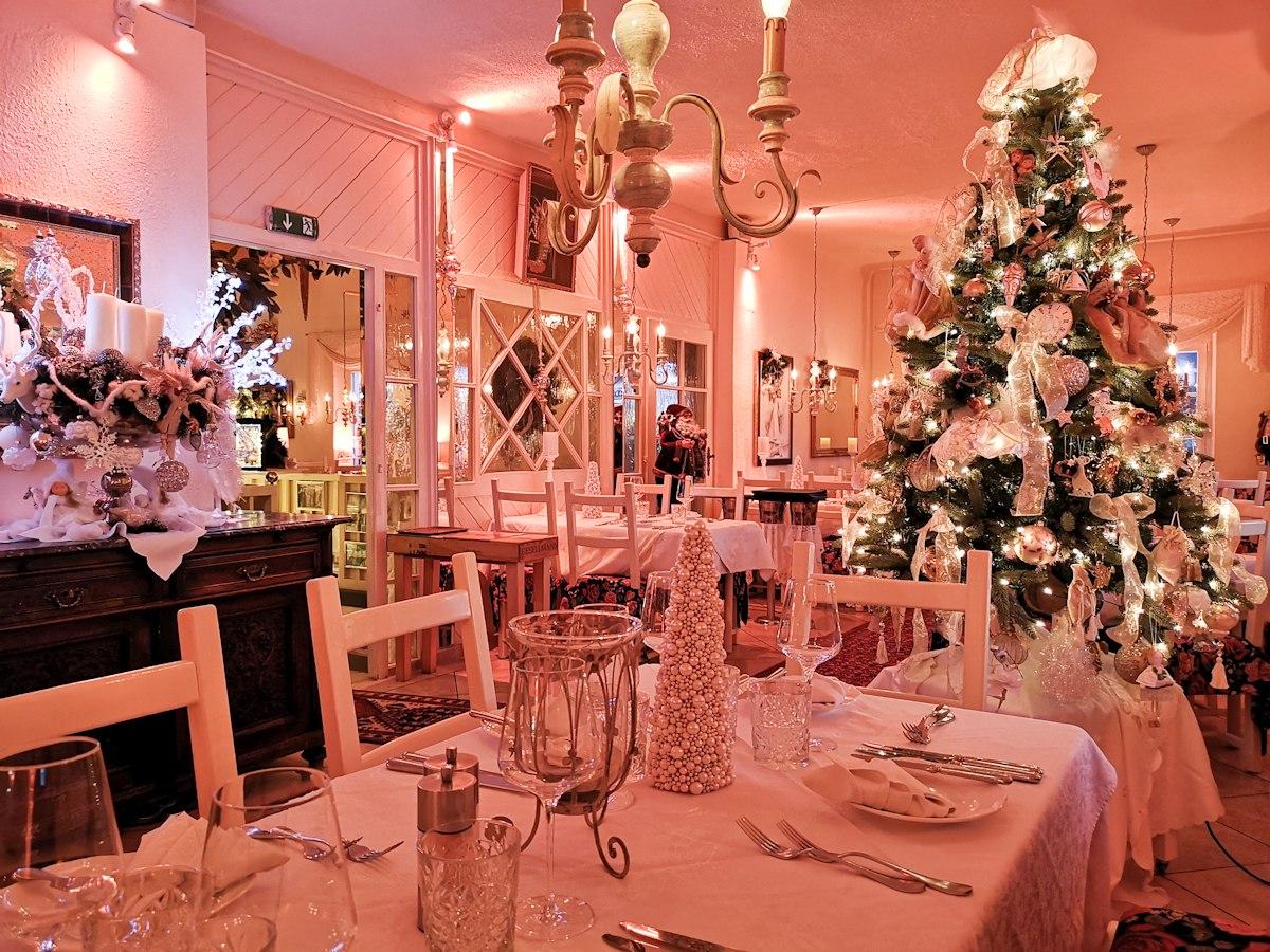 Restaurant Loretto Weihnachtsfeier 5 - Weihnachtsfeier Klagenfurt im Restaurant Maria Loretto