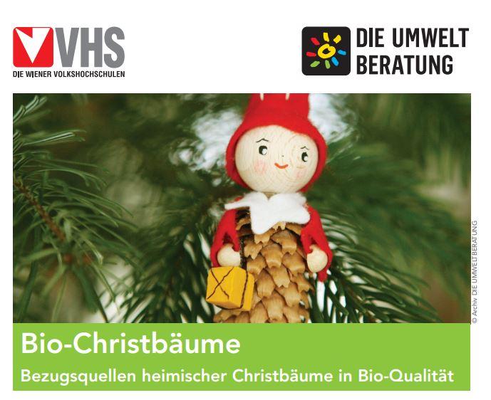 Bio-Christbaum Wien