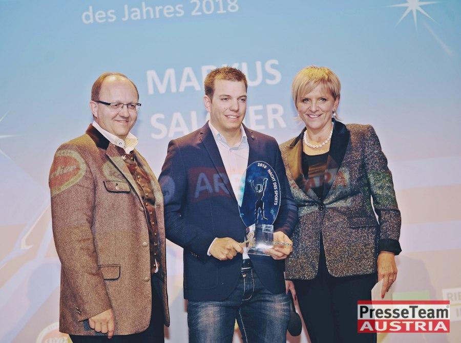 DSC 6391 Sportler des Jahres 2018 - Anna Gasser und Matthias Mayer sind Sportlerin und Sportler des Jahres 2018