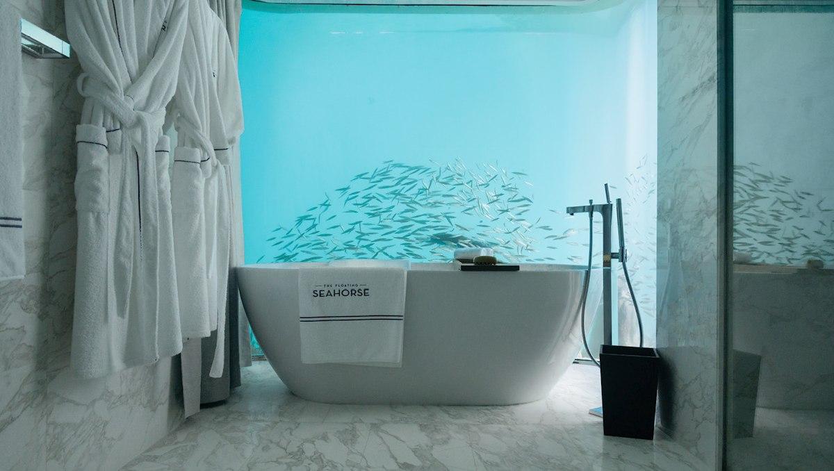 Dubai Seahorse FS1 - Luxus Urlaub in Dubai - Signature Edition