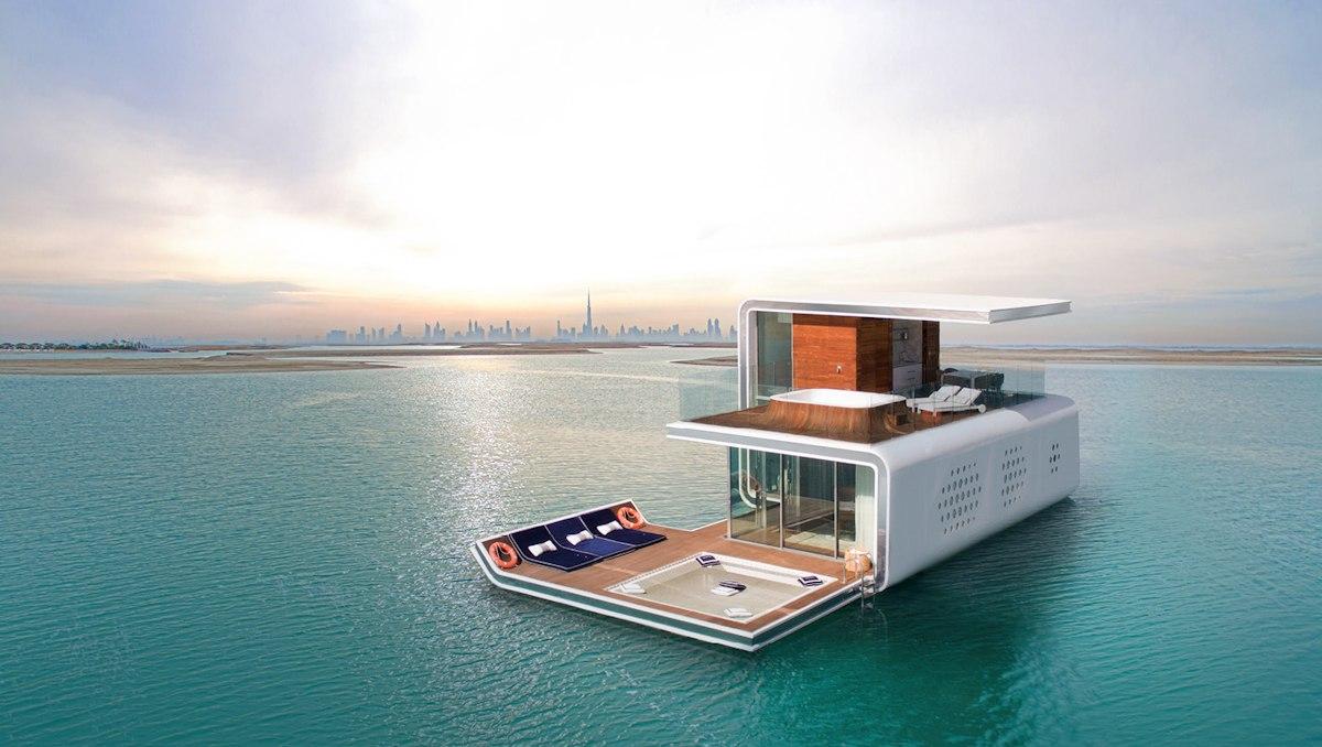 Hausboot Urlaub am Meer