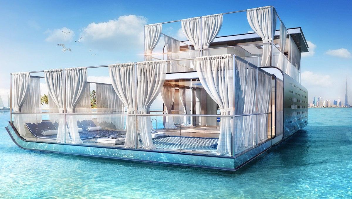 Luxus Urlaub am Meer