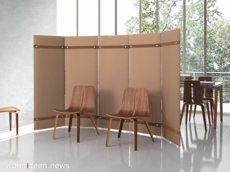 Paravent Schallschutz Ideen von Graf News - Die 124 schönsten Design Sichtschutz Raumteiler Ideen der Welt