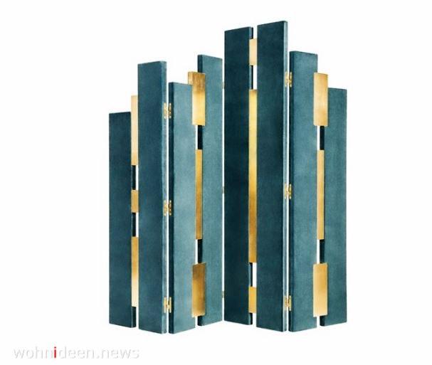 Paravent als Raumteiler schaft Wohlfühlambiente - Die 124 schönsten Design Sichtschutz Raumteiler Ideen der Welt